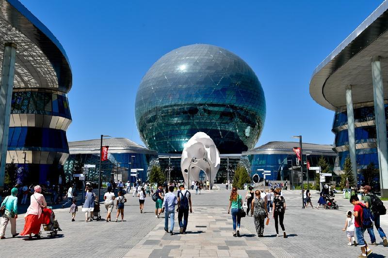 На форуме в Астане представят «зеленые» технологии