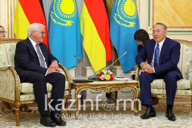 Казахстан и Германия объединят усилия по продвижению грузов через Азию