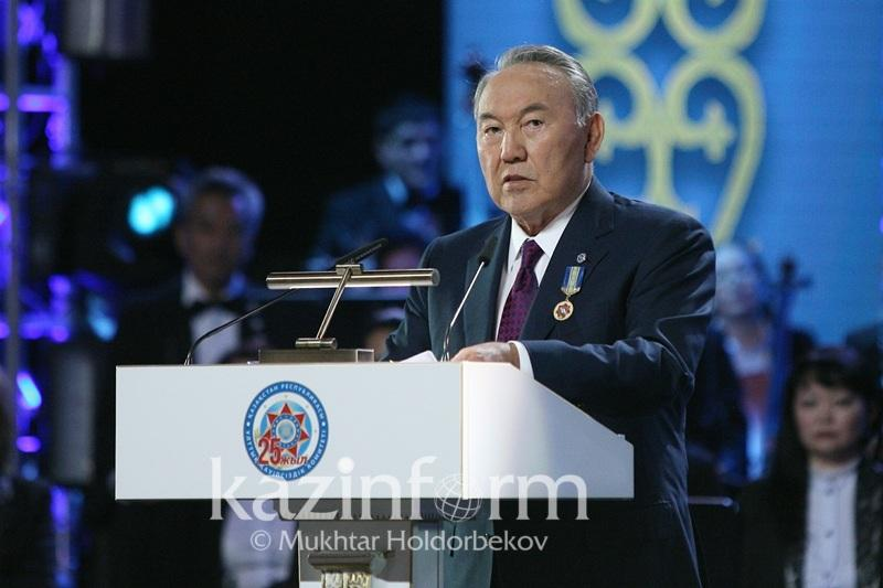 Nazarbayev: It is necessary to harshly put down any harmful ideology
