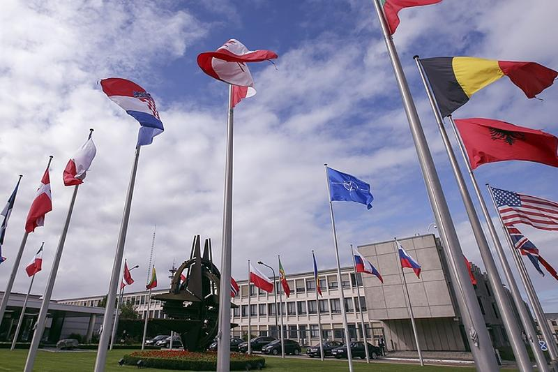 NATO-Russia Council meeting kicks off in Brussels