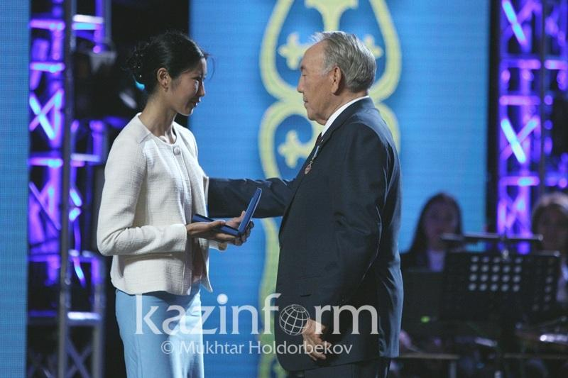 Nursultan Nazarbayev awards Nat'l Security Committee's outstanding servants