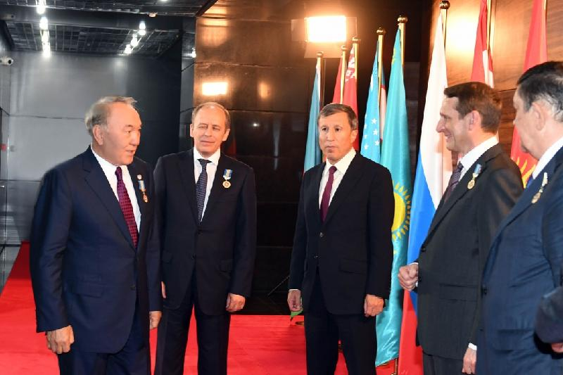 Kazakh President: CIS national security bodies need to cooperate