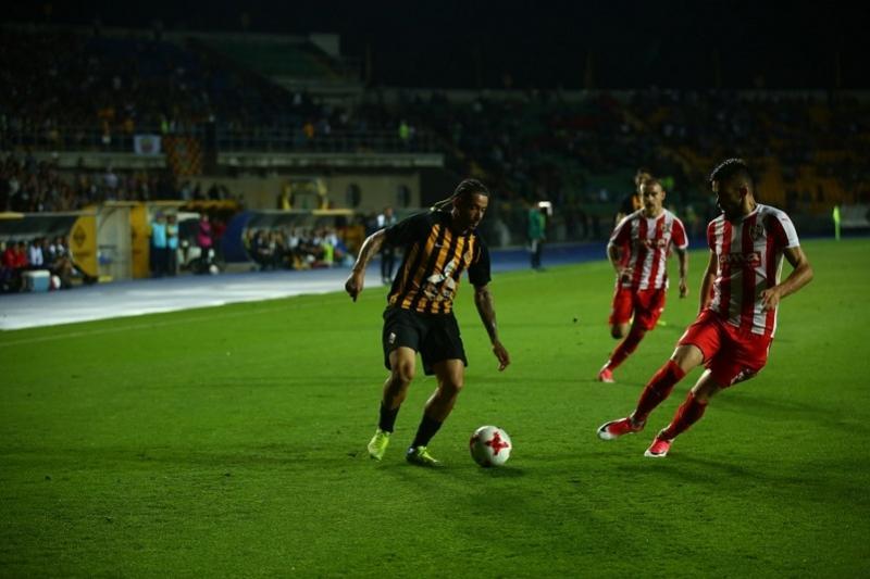 «Қайрат» Еуропа Лигасында «Скендербеу»-мен тең ойнады