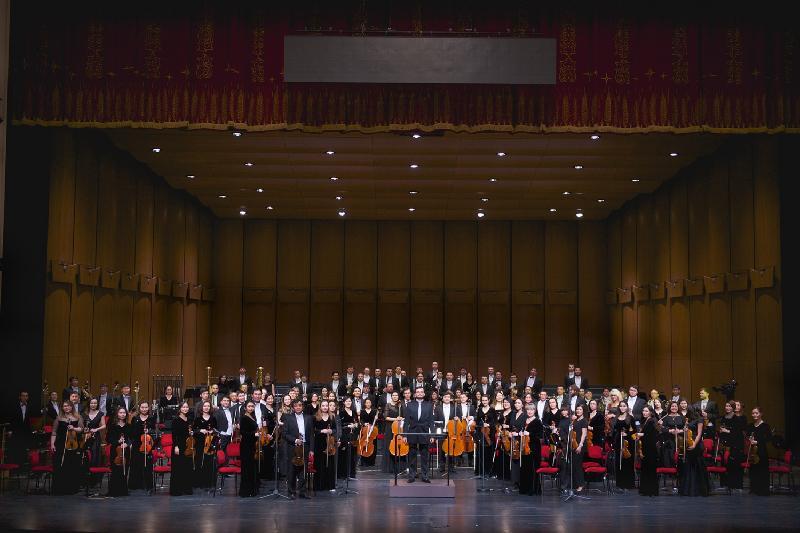 Astana Operada «Kúzgi elegııa» kontserti ótedi