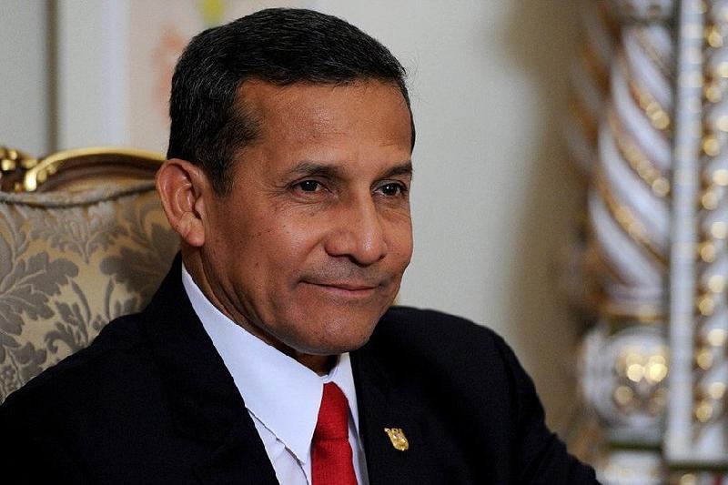 Перуде елдің экс-президенті мен оның жұбайы қамалды