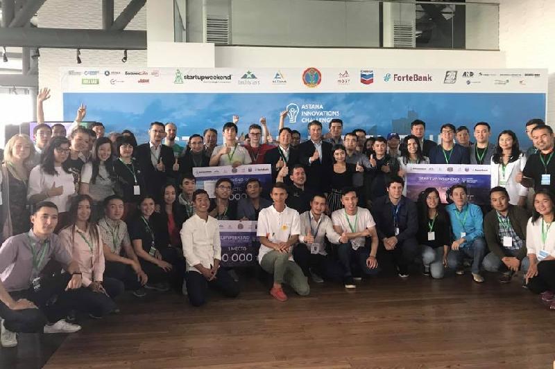 Лучшие стартап-проекты в экологии и коммунальном хозяйстве определили в Астане