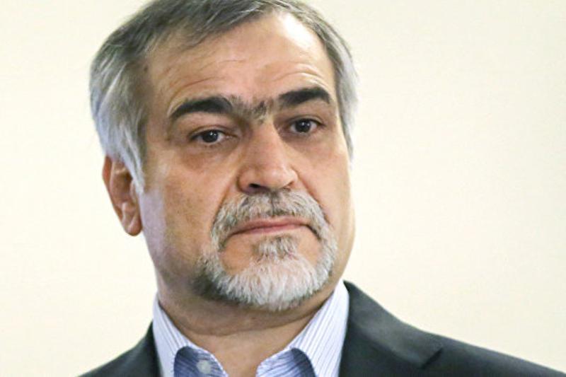 Иран президентінің тұтқынға алынған бауыры ауруханаға түсті
