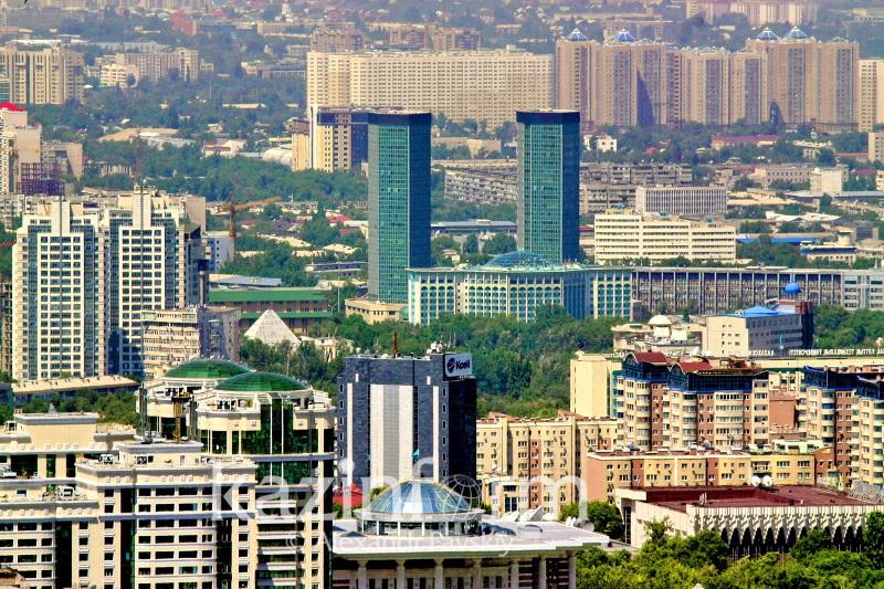 Власти Алматы потратили 8 млрд тенге на реконструкцию центра