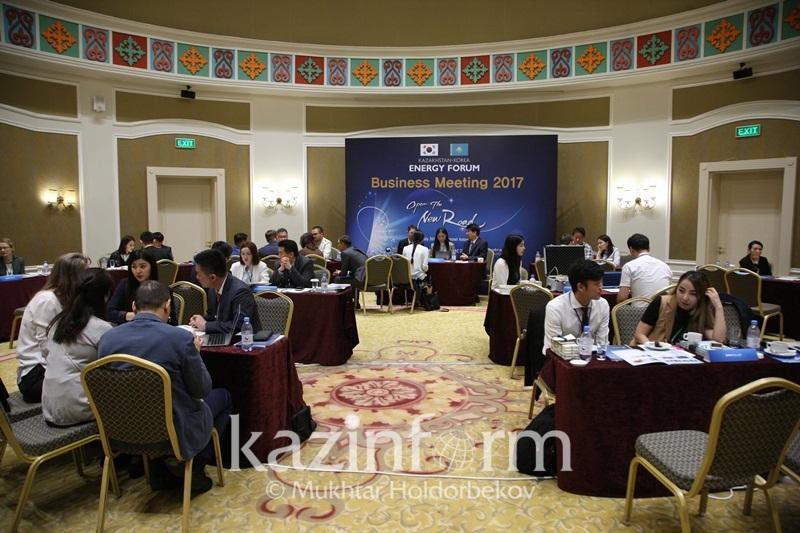 Корейские компании намерены внедрить зеленые технологии в Казахстане