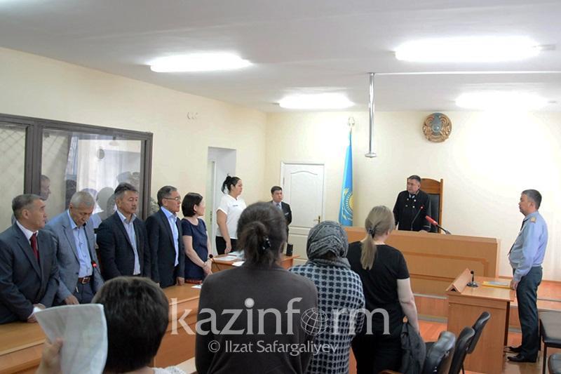 Вынесен приговор участникам скандального тендера Минобороны РК