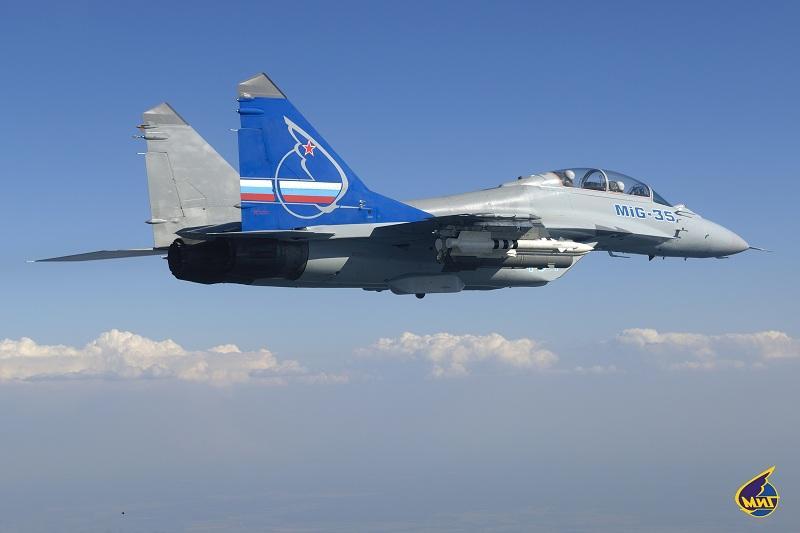 Қазақстан мен Ресей «МиГ-35» жойғыш ұшағын бірлесіп алға жылжытуға уағдаласты
