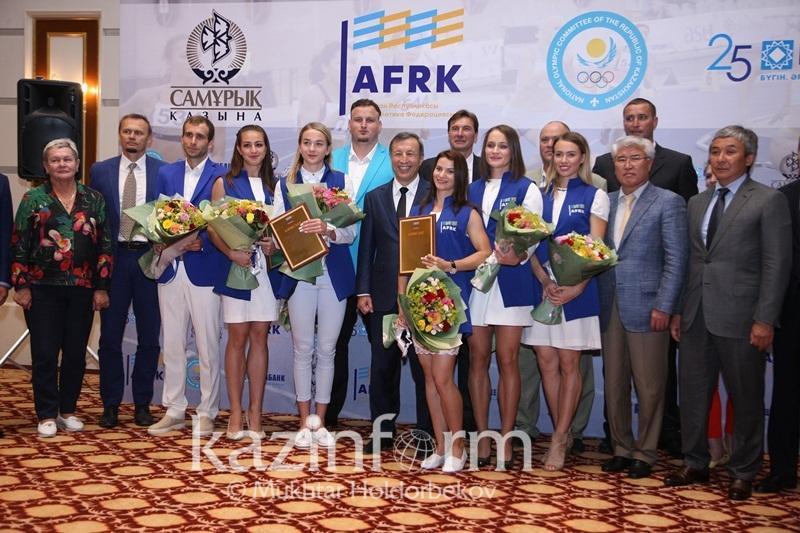 Astanada jeńil atletıkadan Azııa chempıondary marapattaldy