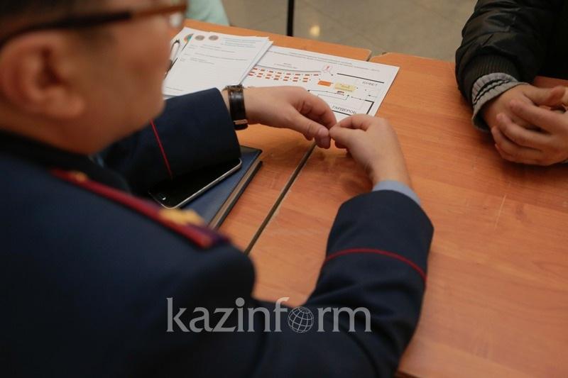 Алматы облысында полицейлер үйінен қашып кеткен 14 жасар қызды іздеп тапты