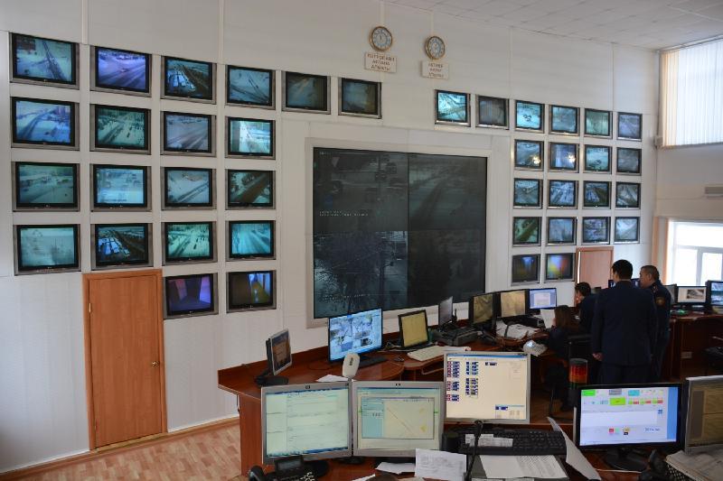 Петропавлда камералар 10 мың құқық бұзушылықты түсіріп алған