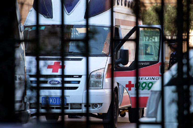 Қытайдағы толассыз нөсер: 226 мың адам эвакуацияланды