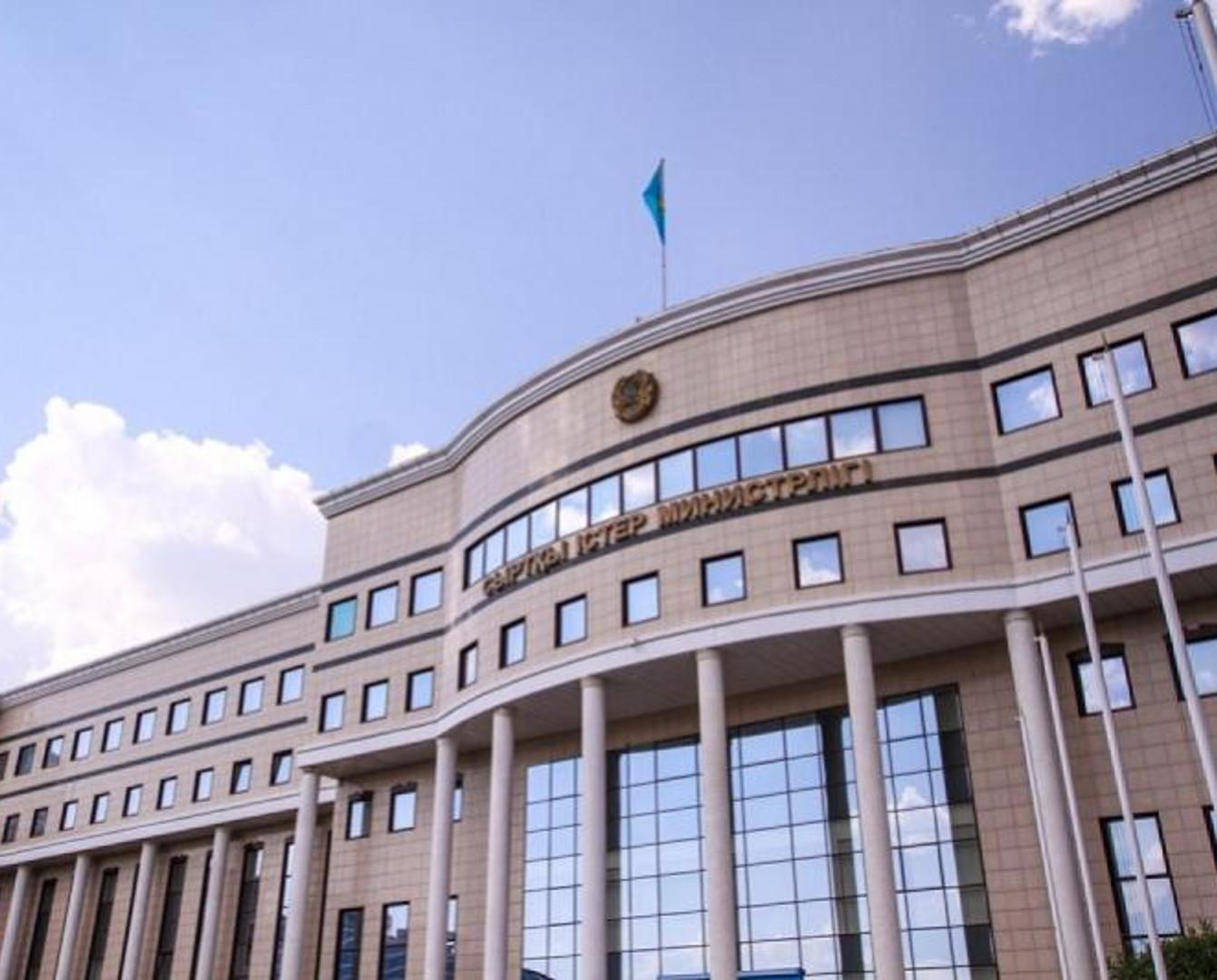 Среди пострадавших в землетрясении на Эгейском море казахстанцев нет - МИД