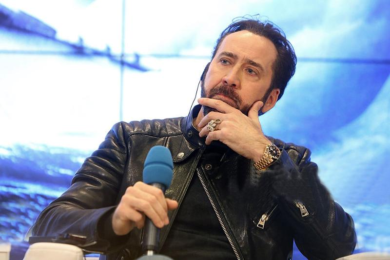 Nicolas Cage ready to act in Kazakh films
