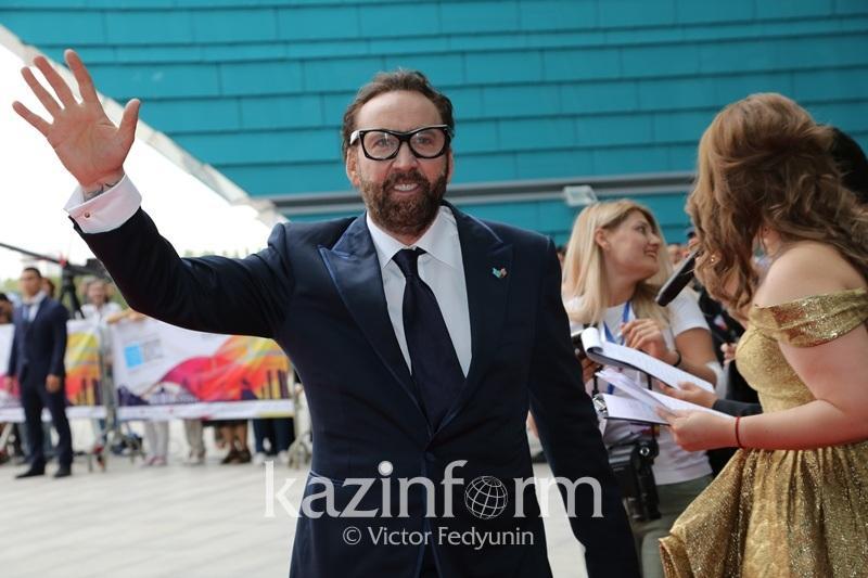 Николас Кейдж озвучил возможный сюжет для съемок фильма в Казахстане