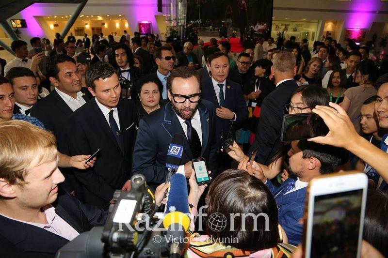 Николас Кейдж готов сниматься в казахстанском кино