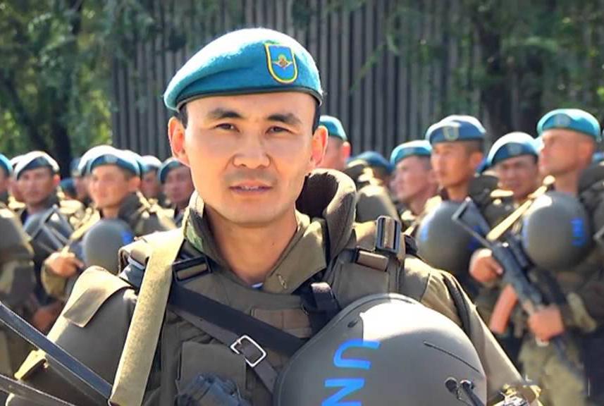 В Казахстане проходят учения «Степной орел» с участием офицеров шести стран