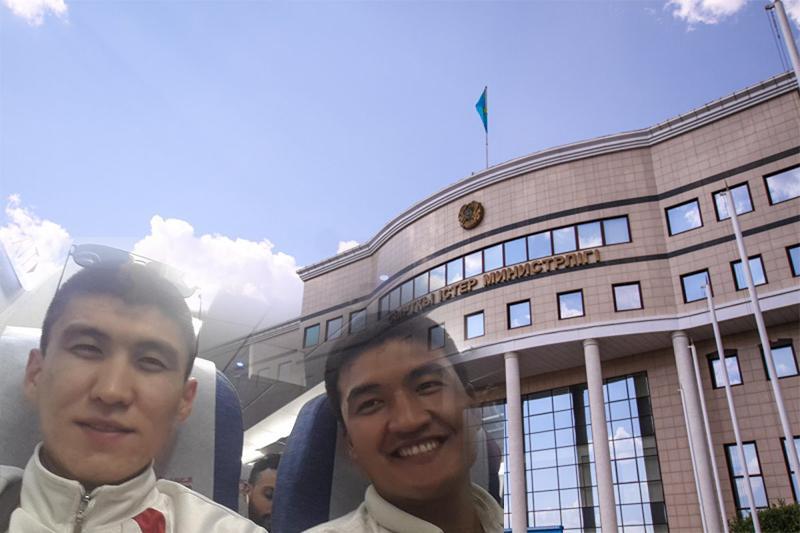 Мысырдағы қазақстандықтарды ұлттық қауіпсіздік қызметі ұстаған - СІМ
