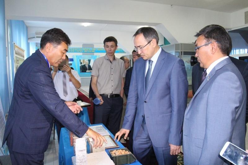 Vice PM pays working trip to W Kazakhstan, Mangistau regions