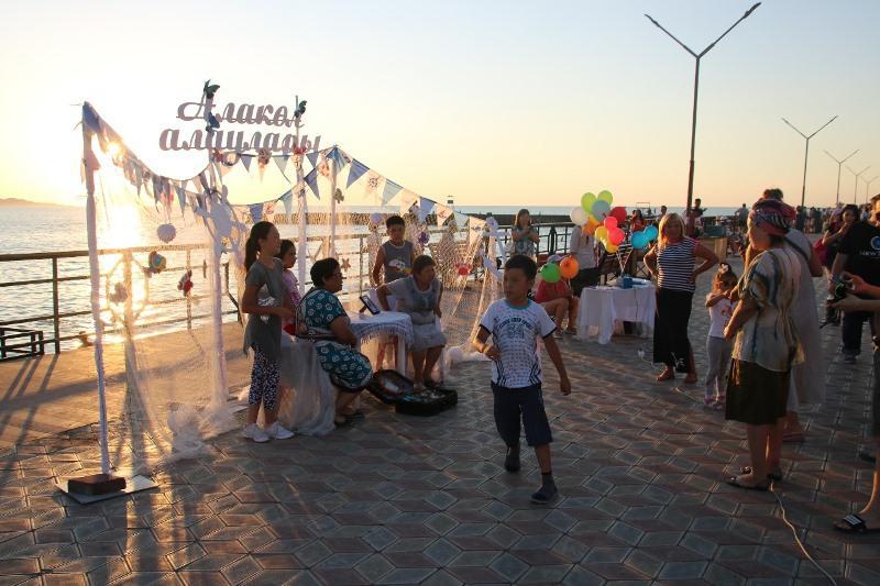 Алакөлдегі фестивальді 10 мыңнан аса демалушы тамашалады