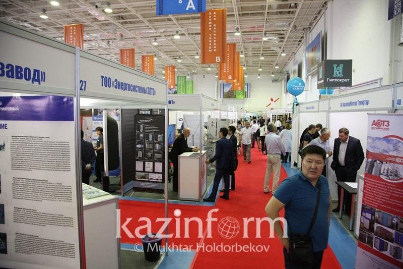 Лучшие казахстанские производители демонстрируют свои товары в Астане