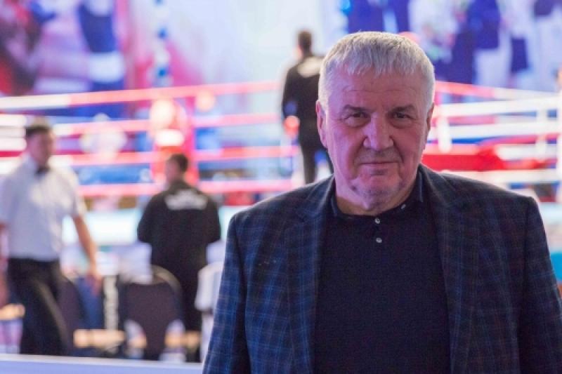 О становлении Каната Ислама рассказал известный тренер Нургали Сафиуллин