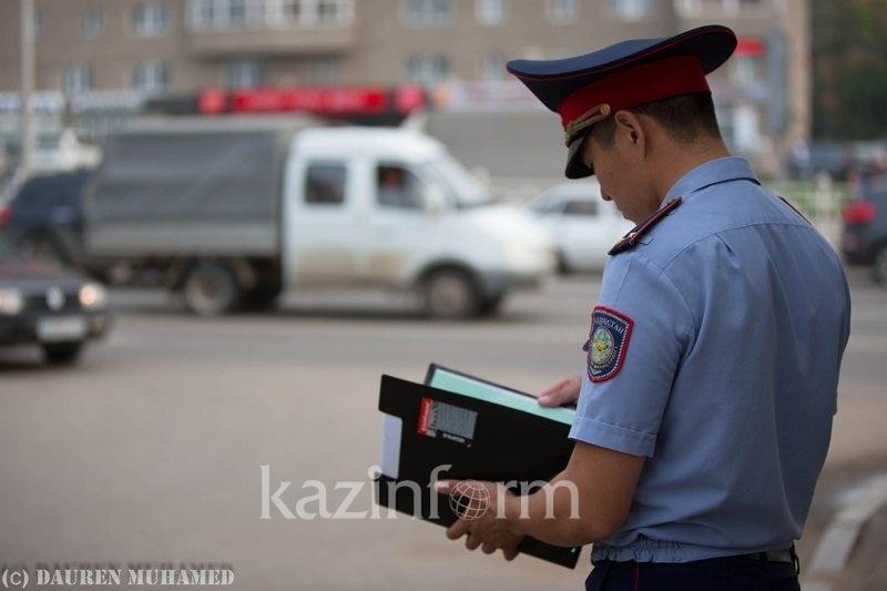 Реагировать полицейским на нарушения в Атырау помогают пользователи соцсетей