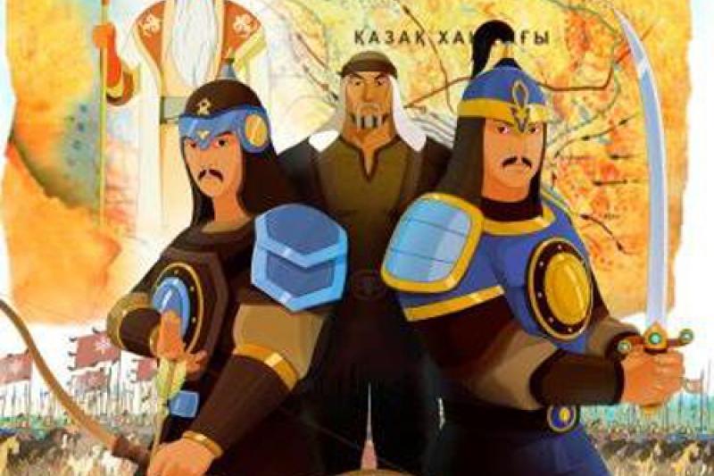 Анимационный фильм «Қазақ Елі» признан лучшим на международном конкурсе