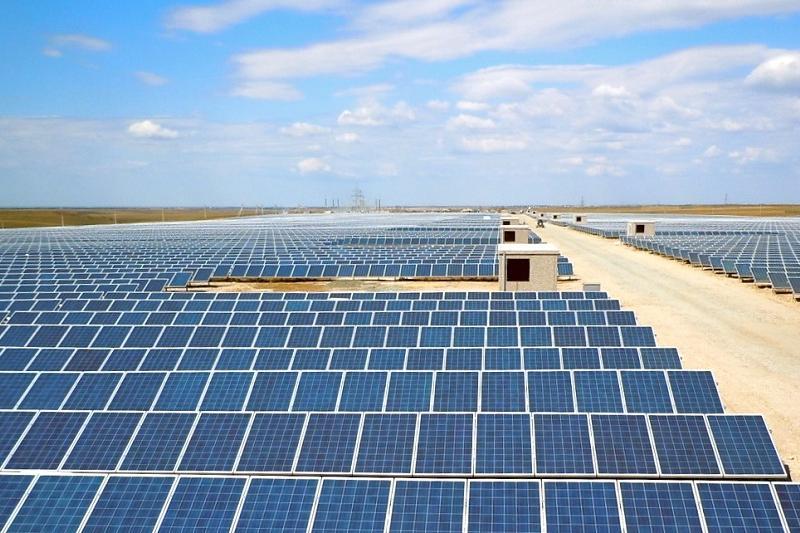中国企业将参与阿拉木图州太阳能发电站建设项目