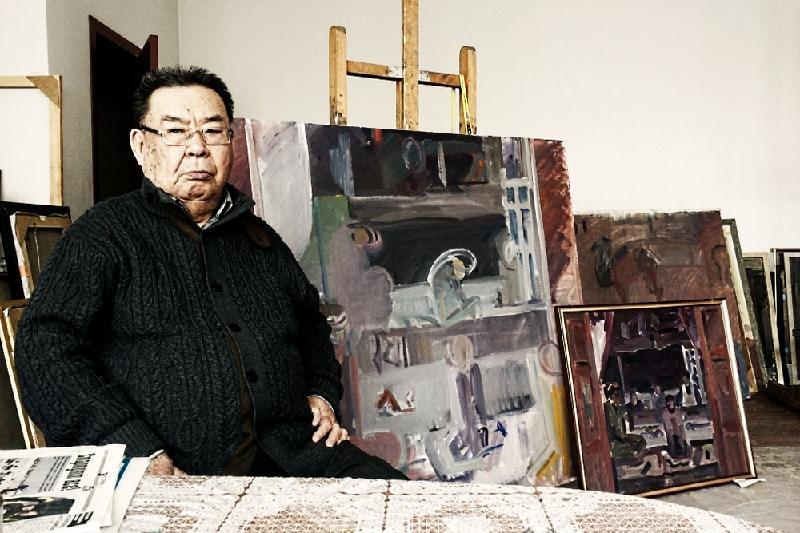 Известный казахстанский художник скончался в Алматинской области