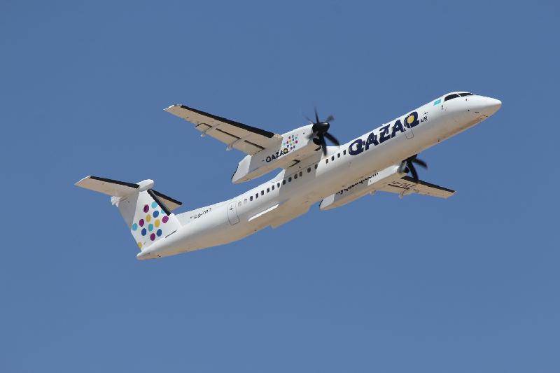 QAZAQ AIR航空公司开通阿特劳至阿斯特拉罕航线