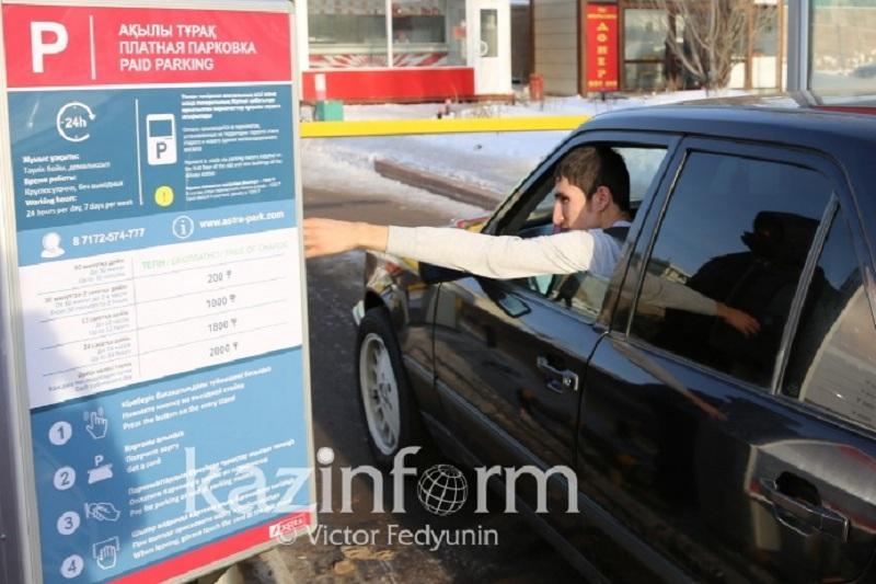В Астана LRT пояснили тарифы на стоянку в платных паркингах и на «открытых» парковках