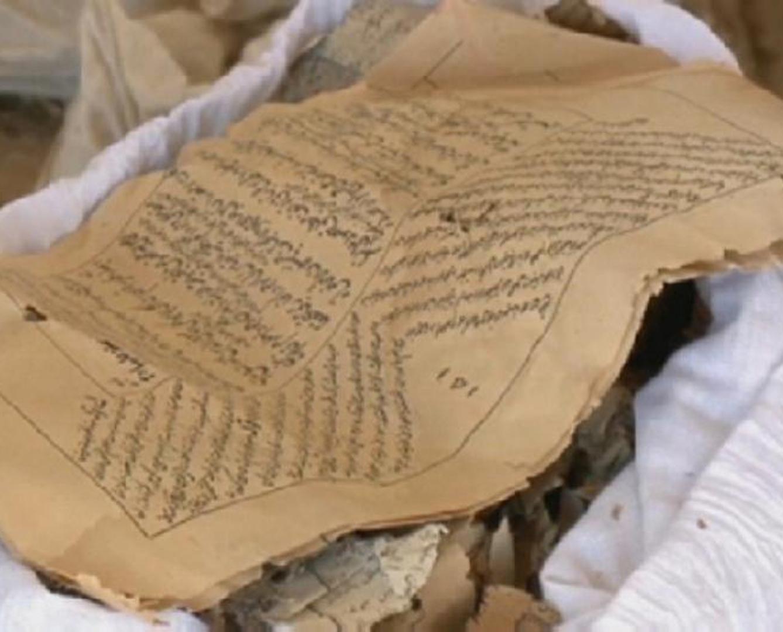 Старинный мусхаф Корана обнаружили в Кызылординской области