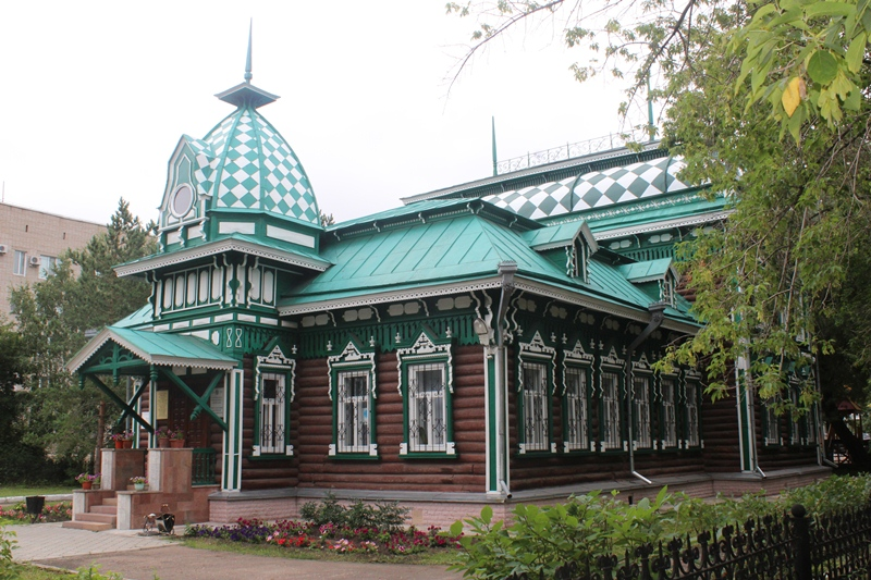 Купеческий Петропавловск