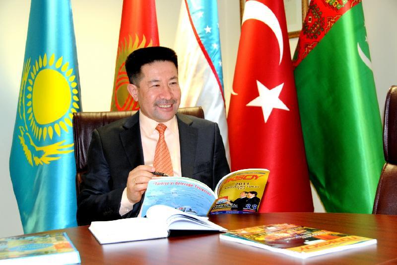 TURKSOY plays vital role in promotion of Kazakh culture in Turkey - Askar Turganbayev