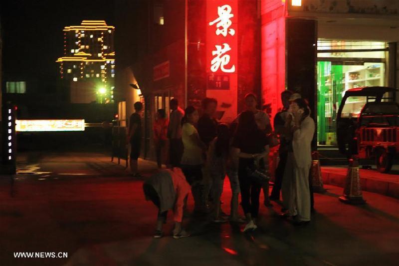 По уточненным данным, казахстанцев среди пострадавших при землетрясении в Китае нет