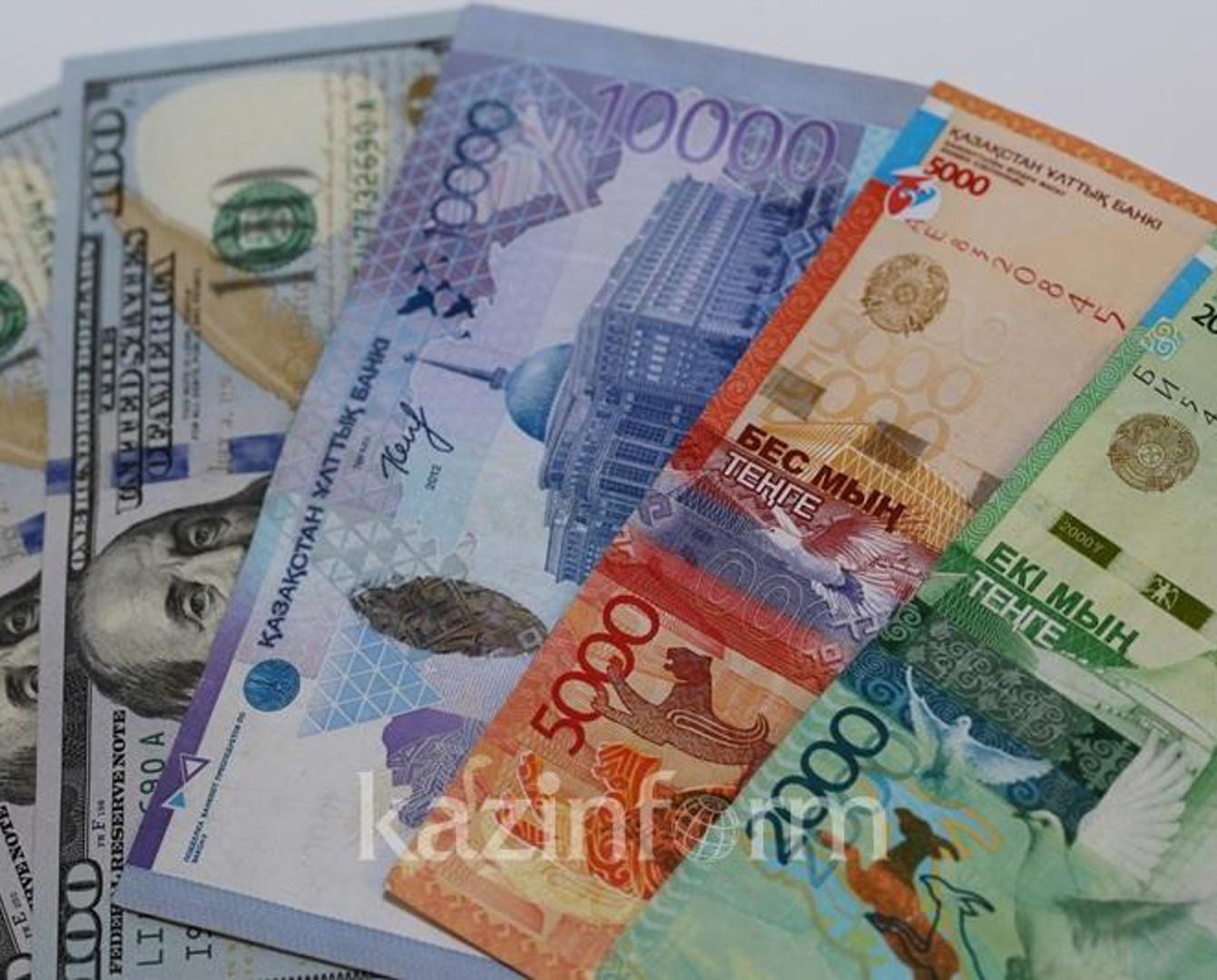 Эмоциями объяснили недавний скачок курса тенге к доллару в KASE