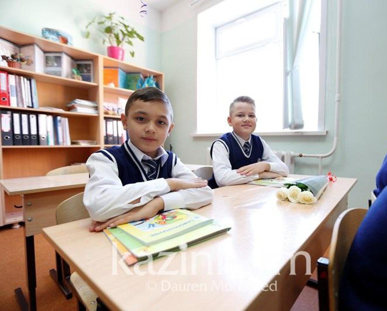 Новую школу получили учащиеся села Акжайык Атырауской области
