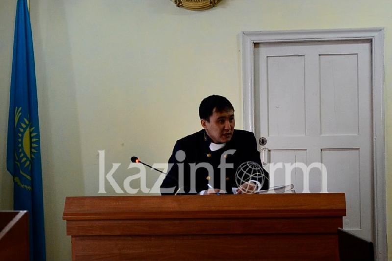 В вымогательстве денег у бизнесменов обвиняются шестеро жителей Караганды