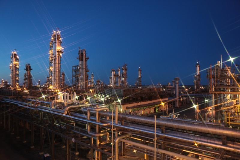 На Тенгизском месторождении за полгода добыто более 14 млн тонн нефти