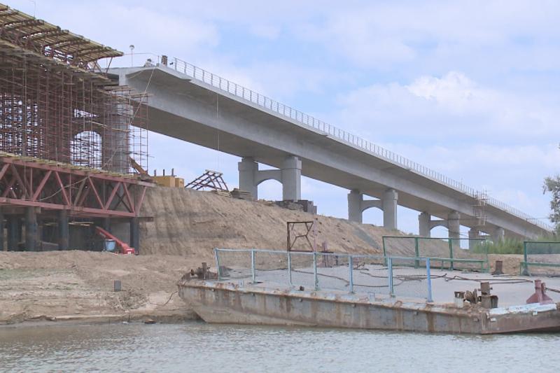В Атырауской области построят седьмой мост через реку Урал