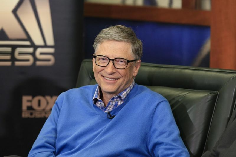 Әлемдік БАҚ жағымсыз жаңалықтар таратуға әуес - Билл Гейтс