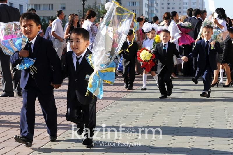 2 сентября в первый класс пойдут 380 тысяч детей
