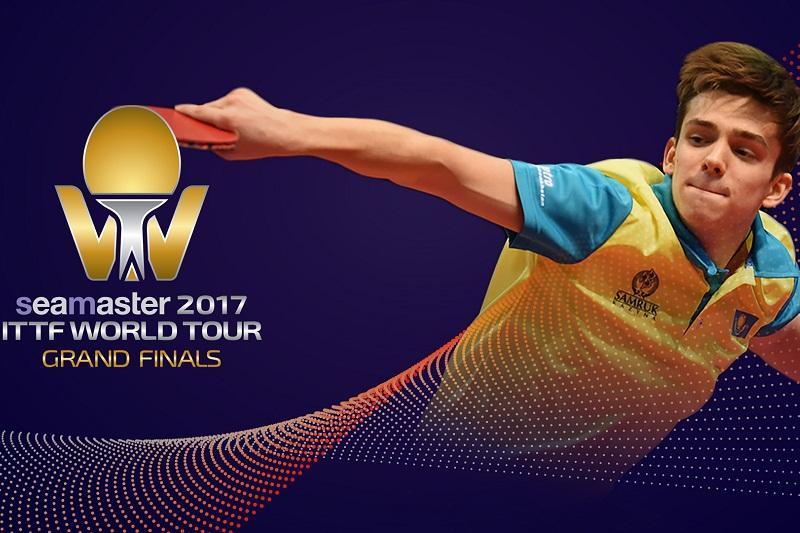 Үстел тенисінен ITTF World Tour -2017 финалдық бәсекесі Астанада өтеді