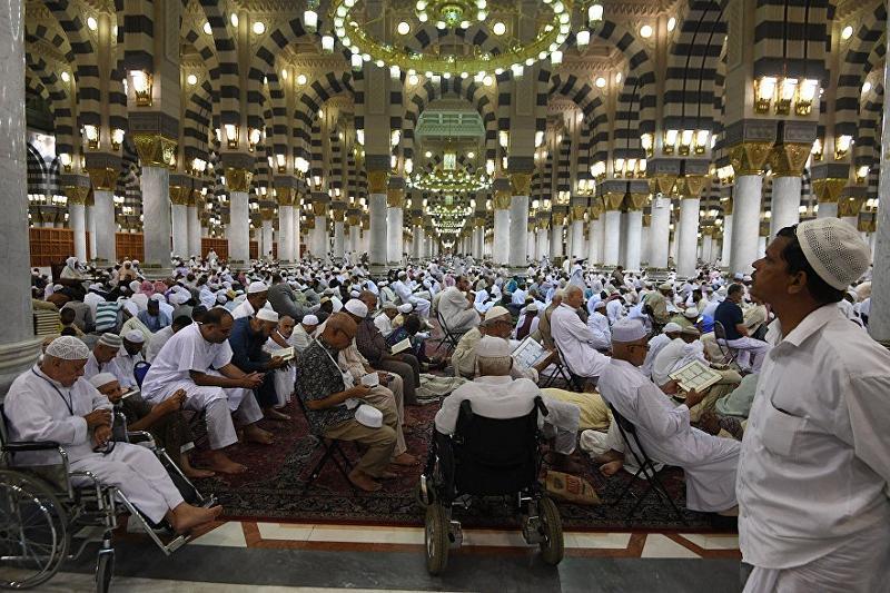 Саудовская Аравия разрешила въезд катарским паломникам на хадж