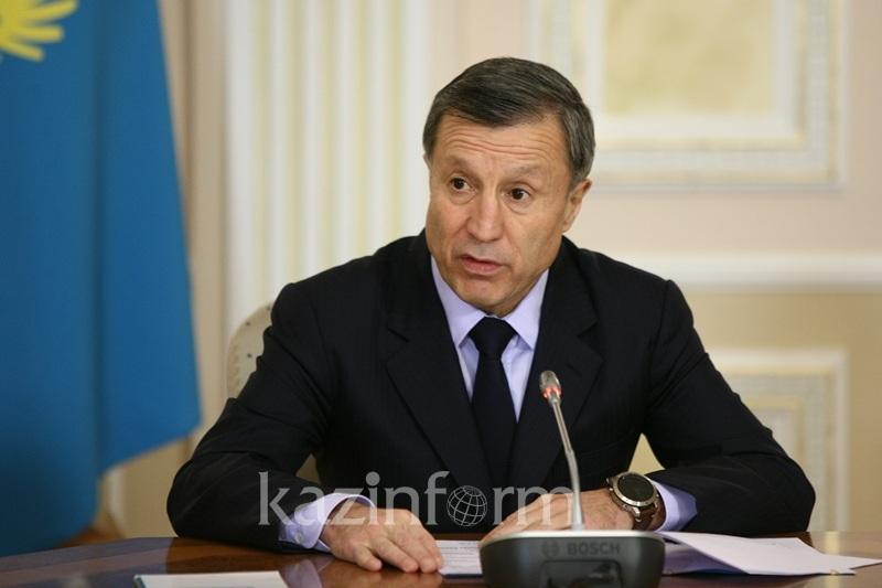 President's program should become nationwide project - Dzhaksybekov