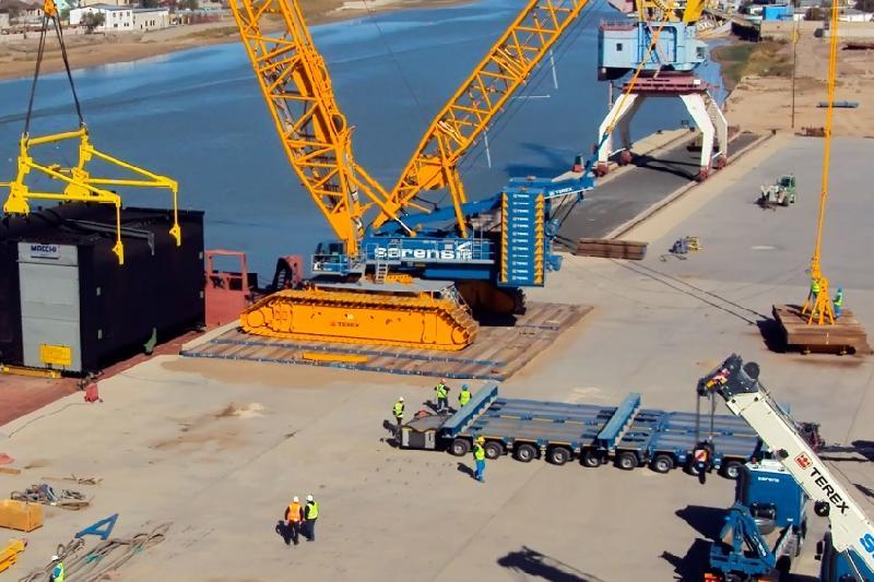 Морской терминал построят на Каспии в Атырауской области